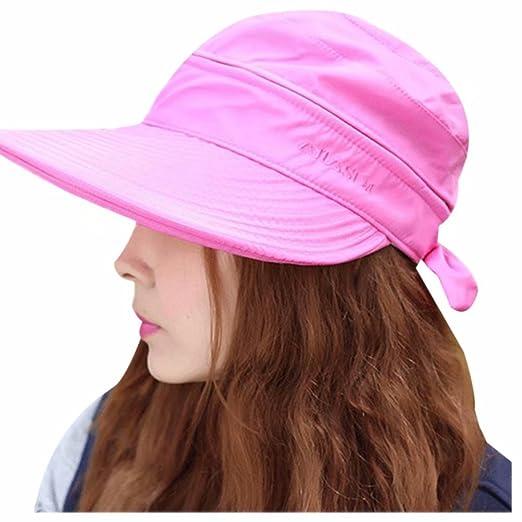 Minions Boutique - Sombrero de Visera para Mujer 52d0cdf2763