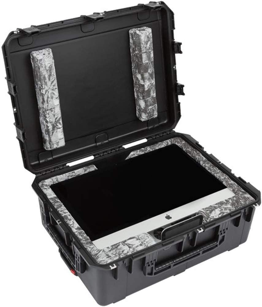 SKB ISeries 27 Inches IMac Case with Plushed EPS Interior