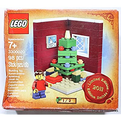 Lego LIMITED EDITION Building Toy 3300020 Christmas Tree 2011: Toys & Games