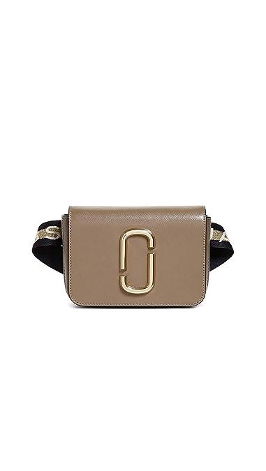 d8c63d6358eb3 Amazon.com  Marc Jacobs Women s XS S Hip Shot Marc Jacobs Convertible Belt  Bag