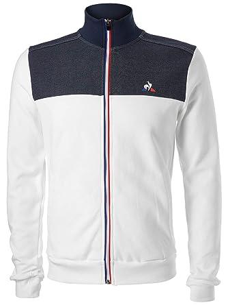 Le Coq Sportif Tri Fz Sweat, Veste Sport - XL  Amazon.fr  Vêtements ... c2d1aa3ea9e0