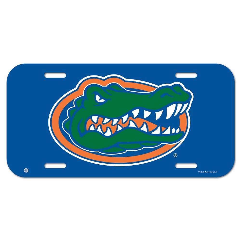 Wincraft NCAA University of Florida 98434512 License Plate