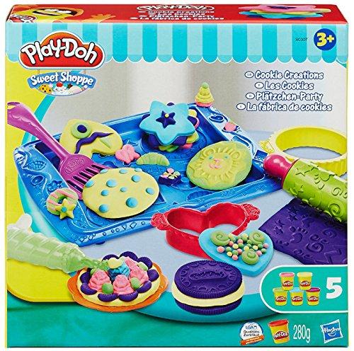 123 opinioni per Hasbro- Play-Doh Plastilina Cookies Set