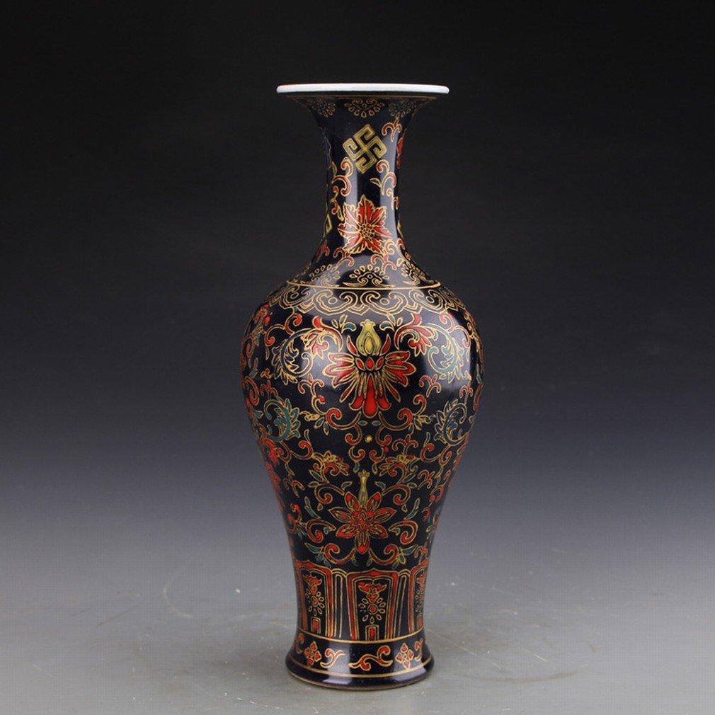 Antiquités Antiques en Porcelaine Antique Faire la Vieille Collection de Émail Porcelaine Trésor Modèle Queue de