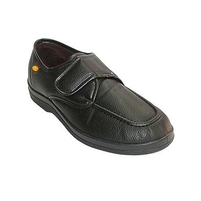 Doctor Cutillas Simulieren Schuh Mann Schuh mit Klettverschluss Schwarz Größe 42 4dleFy