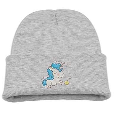 Banana King Unicorn Baby Beanie Hat Toddler Winter Warm Knit Woolen Watch  Cap for Kids at Amazon Men s Clothing store  c777dddb954