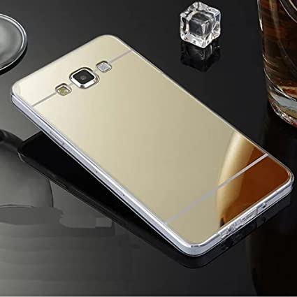 detailed look 716fd b0898 Amazon.com: Galaxy J2 2015 Mirror Case,Soft Selfie Cover for Samsung ...