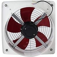Baynne Ventilador, Extractor de ventilación Industrial Metal Axial Exhaust Ventilador de Aire Comercial Funcionamiento Estable de Poco Ruido