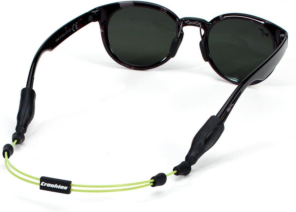 Croakies Arc Endless System Eyewear Retainer, Yellow, 14 Inch