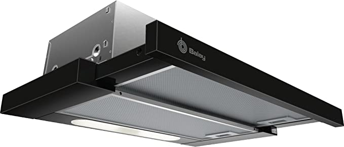 Balay 3BT263MN - Campana (360 m³/h, Canalizado/Recirculación, E, D, D, 68 dB): Amazon.es: Grandes electrodomésticos
