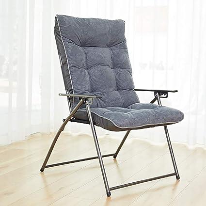 Sillas plegables Silla plegable de oficina, silla con ...