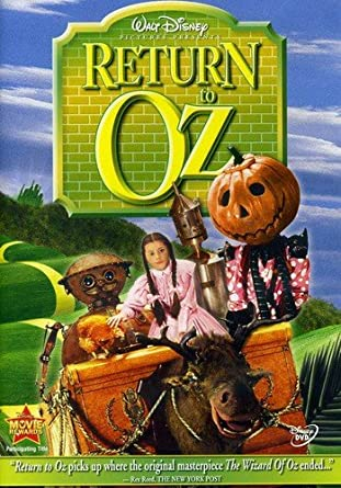 Amazon.com: Return To Oz: Fairuza Balk, Nicol Williamson, Jean Marsh, Piper  Laurie, Matt Clark, Sean Barrett, Mak Wilson, Brian Henson, Lyle Conway,  Justin Case, John Alexander, Deep Roy, Emma Ridley, Walter Murch,
