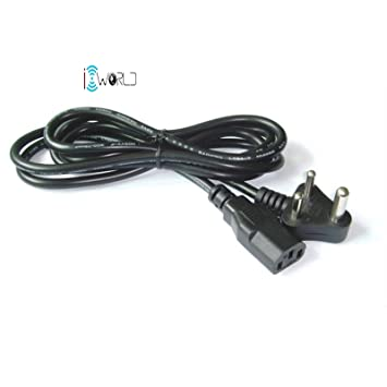 Amazon.in: Buy Computer/PC/SMPS 3 Power Cable 10 Meter Online at Low ...