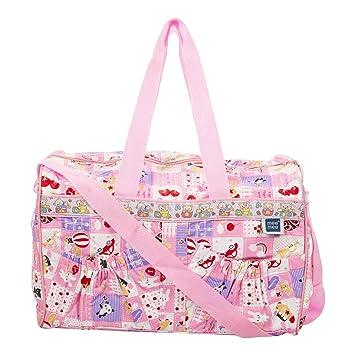 Mee Mee Multifunctional Diaper Bag  Pink