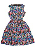 Bigger Bed Than a King Size Ygosoon New Summer Autumn Vestidos New Women Casual Bohemian Floral Sleeveless Vest Printed Beach Dress Sexy 13 XXL