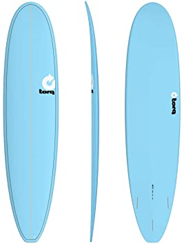 Tabla de Surf Torq epoxy Tet 8.0Longboard Blue