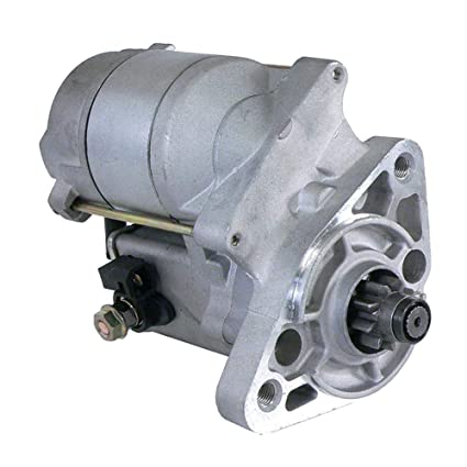 DB Electrical SND0523 Starter for Briggs Kawasaki Daihatsu Mule Diesel  28100-B8010 428000-3170 825700