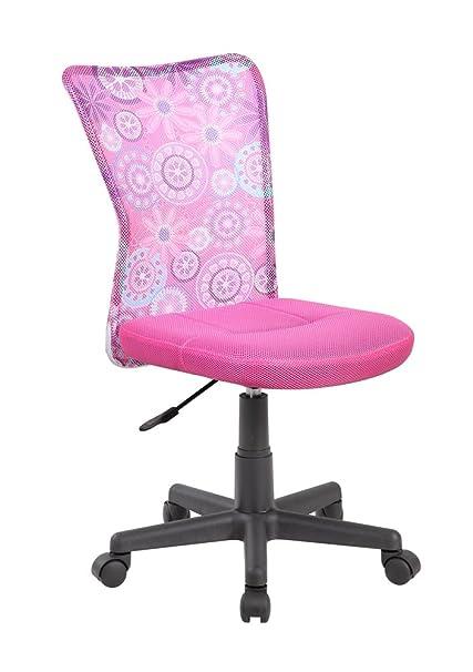 Awesome EuroStile Adjustable Kids Desk Chair Mid Back Ergonomic Mesh Swivel  Computer Office Desk Task Chair