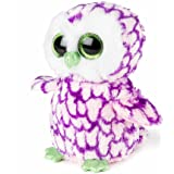 "TY Beanie Boo 6"" ~ Pipper the Owl ~ Claire's Exclusive"