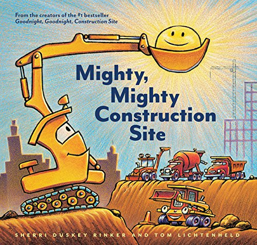 Good Morning America Costumes - Mighty, Mighty Construction Site (Easy Reader Books, Preschool Prep Books, Toddler Truck