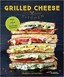Grilled Cheese Kitchen Bread Cheese Everything In