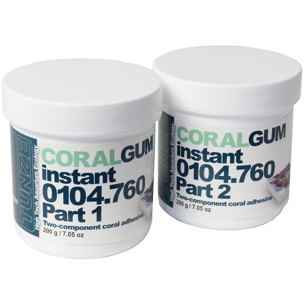 Coral Gum Instant 400gm Coral Adhesive by Tunze