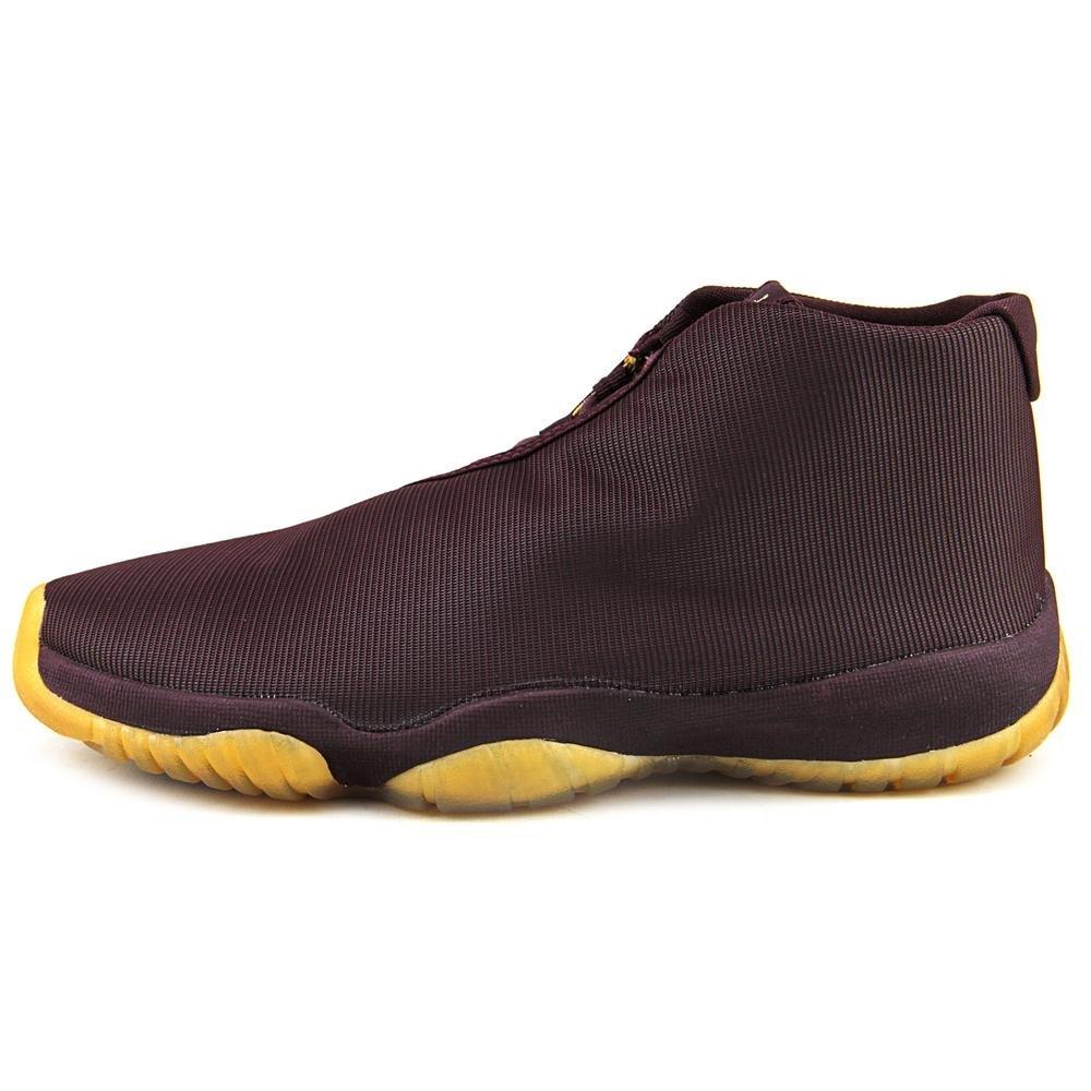 Amazon.com | Nike air Jordan Future Mens Trainers 656503 Sneakers Shoes (US 10, deep Burgundy Metallic Gold 670) | Fashion Sneakers