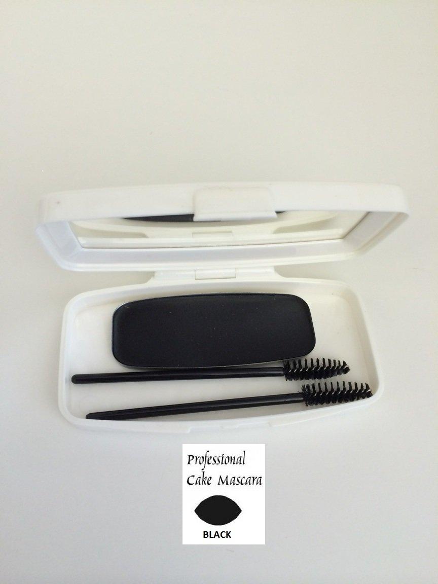 9330524945a Amazon.com : La Femme Professional Mascara Black : La Femme Cake Mascara :  Beauty