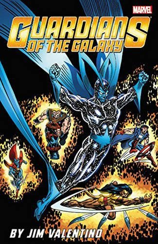 Read Online Guardians of the Galaxy by Jim Valentino Vol. 3 ebook
