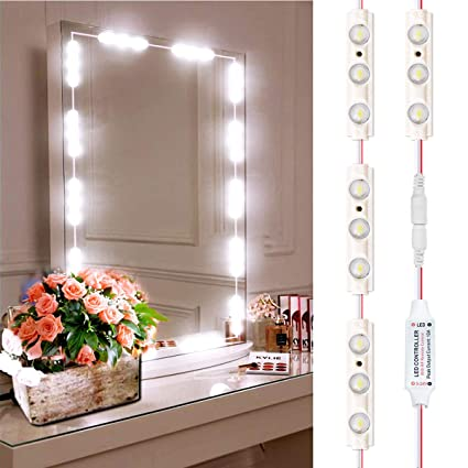 Review Led Mirror Lights, INKERSCOOP