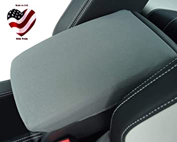 AutofitPro PU Leather Center Console Armrest Protector Cover Pad for 2014 2015 2016 2017 2018 2019 Toyota Corolla