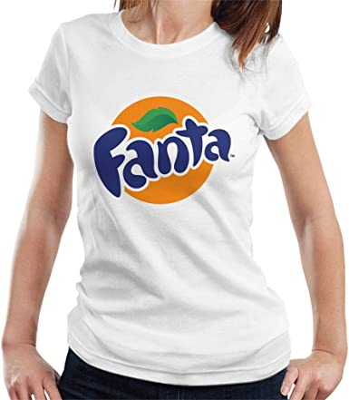 Fanta Circle Logo Women/'s T-Shirt