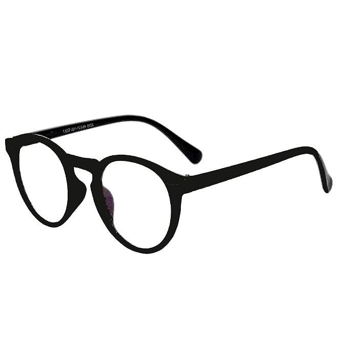 549d3f2c5f Mr. Brand Selfy Round Wayfarer Spectacle Eye Frame Reading Eyeglasses  Sunglasses for Women Mens Boys