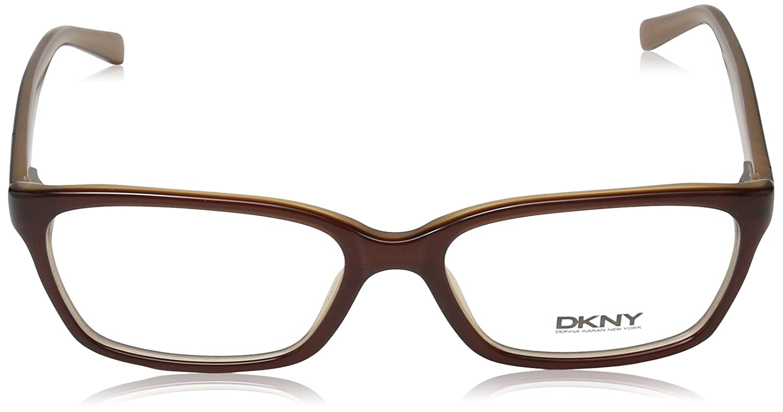 Amazon.com: DKNY dy4630 Eyeglass Marcos 3558 – 5116 – Dark ...