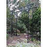 Pergola 7 ft. Steel Arbor offers