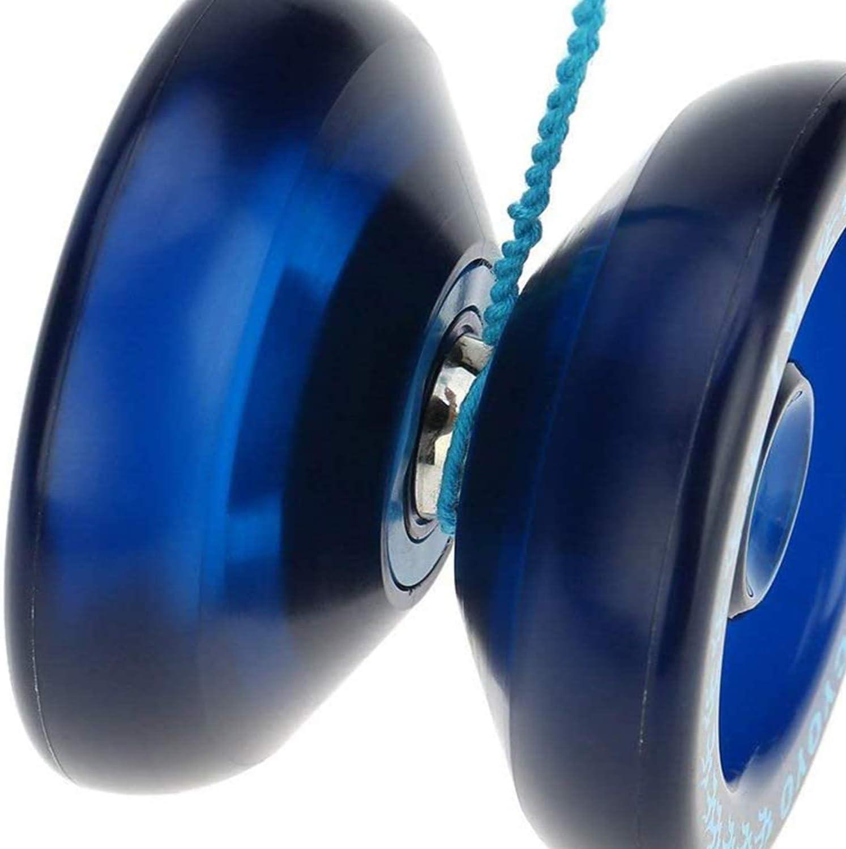 Goiio 120 Pieces Polyester Yo-yo Strings