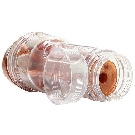 Fleshlight Turbo Copper Textura Ignition. Masturbador Masculino: FLESHLIGHT: Amazon.es: Salud y cuidado personal
