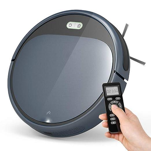 siqiwl Robot Aspirador 1400PA Smart Home Clean Robot Automático ...