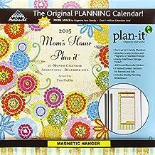 Mom's Home Plan-It 17-Month 2015 Calendar