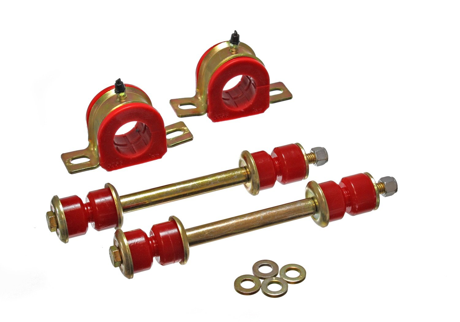 Energy Suspension 3.5213R 36mm Sway Bar Bushing and End Link Set