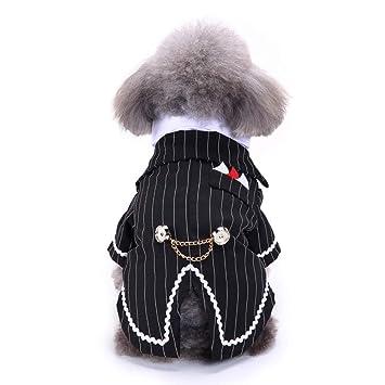 CHY Accesorios para mascotas Ropa para perros Mascotas Cachorro ...