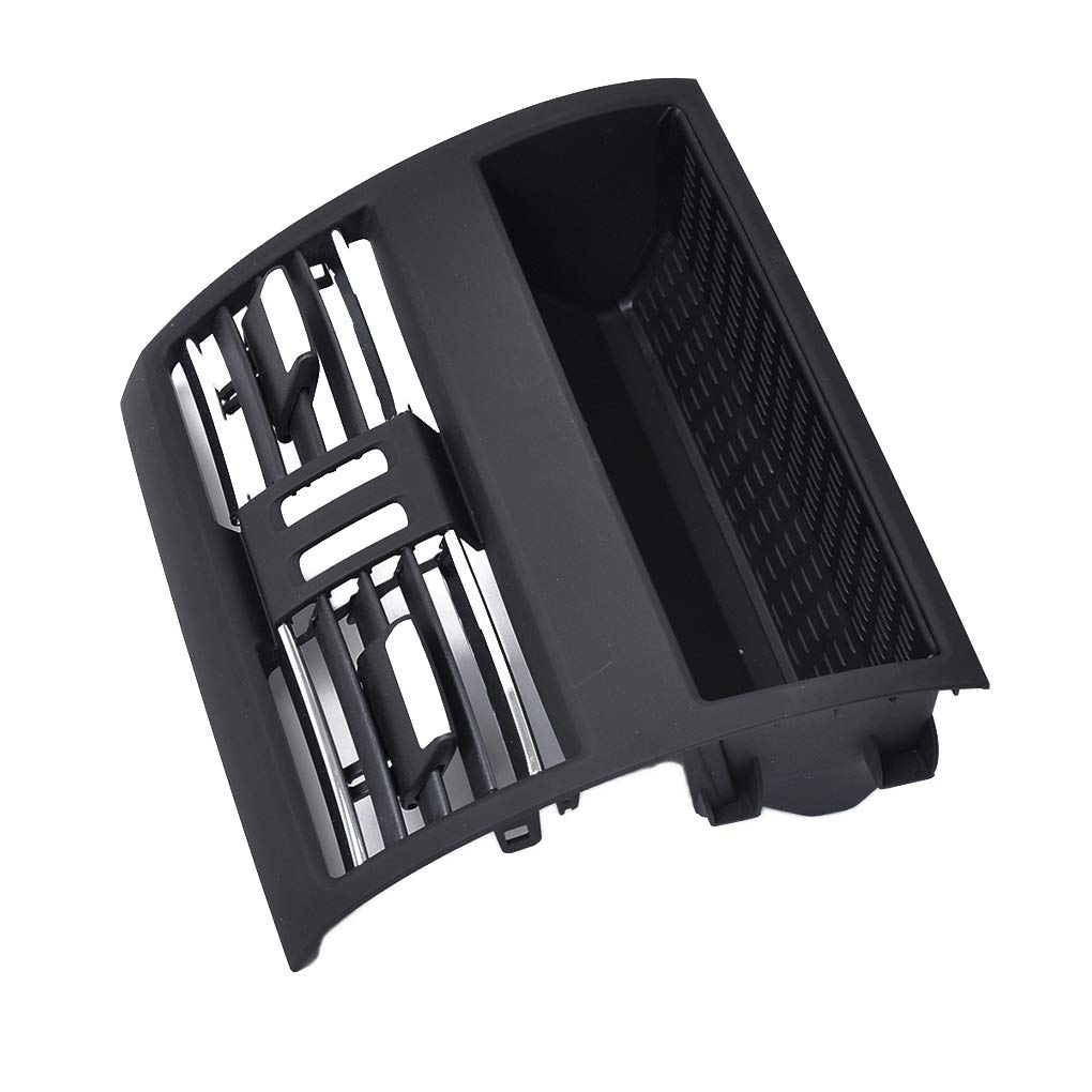 OmkuwlQ Replacement for BMW 10-17 5 Series 520 523 525 528 530 535 Rear Row Plating Air Vent Outlet Pannel 64229172167