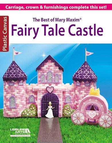 Fairy Tale Castle Plastic Canvas (April 15,2014)