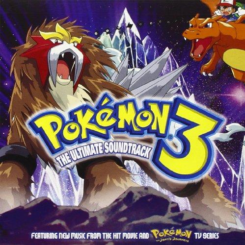 2001 Pokemon - Pokemon 3 The Ultimate Soundtrack (2001 Film)