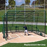 Jaypro Sports LDN-5 Line Drive Replacement Batting Cage Net