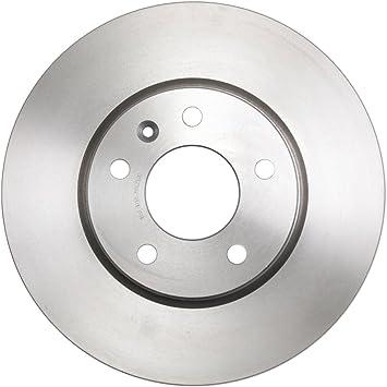 negro TRW DF7923 Rotores de Discos de Frenos
