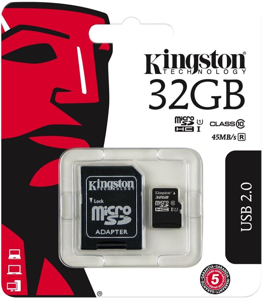 Original Kingston 32GB MicroSD Memory Card for Huawei: Amazon.de: Elektronik