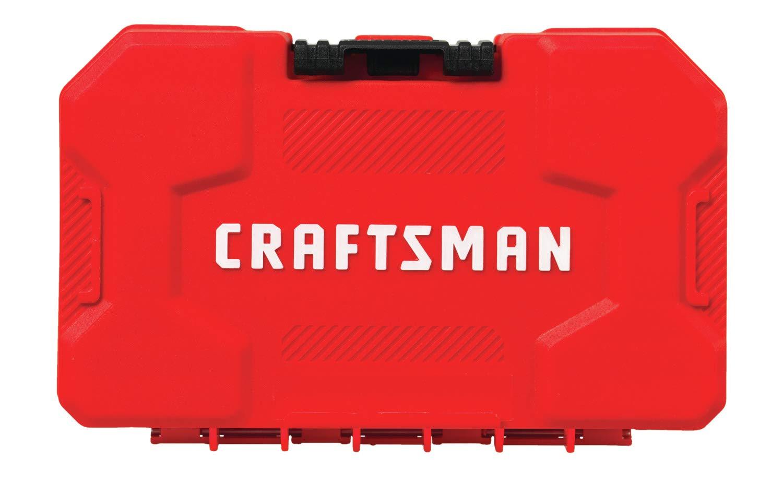 CMMT12007 24-Piece CRAFTSMAN Ratchet Bit Driver Set