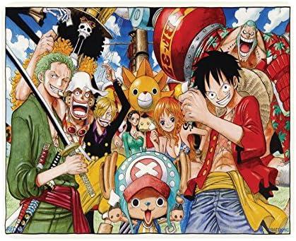 Alfombra de ratón One Piece Manga Luffy Zoro Sanji chopers Nami ...