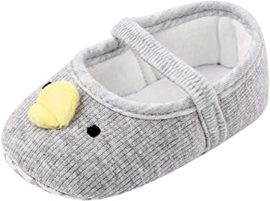 Voberry Baby Girl Shoes Soft Sole Flats